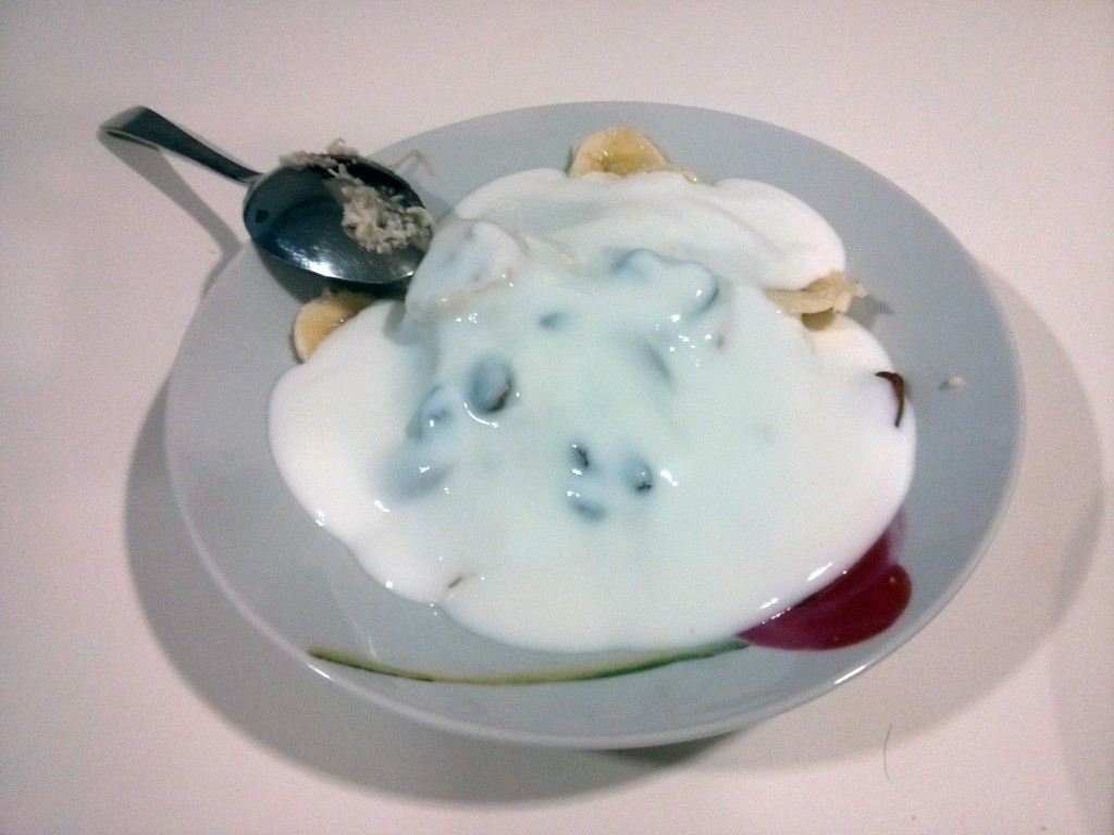kefir-oatmeal