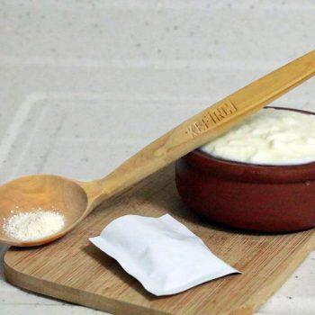 Yogurt starter for cow milk