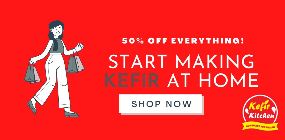 Buy kefir grains
